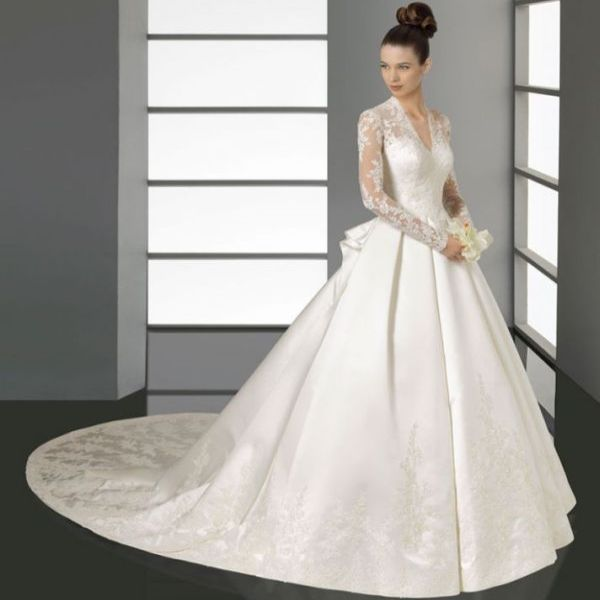 Selling Old Wedding Dresses 33