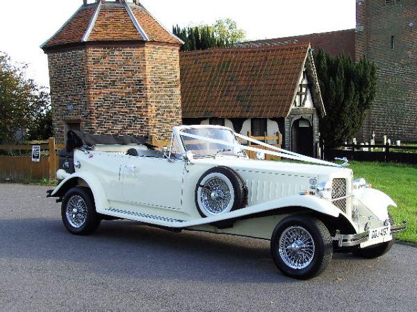 Beauford – 1930s Open Tourer