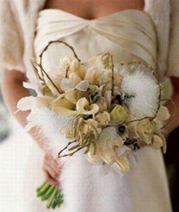 bridal bouquet c4