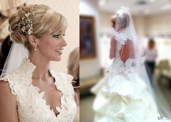 Candice Crawford Wedding Dress