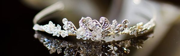 Carolina bridal tiara