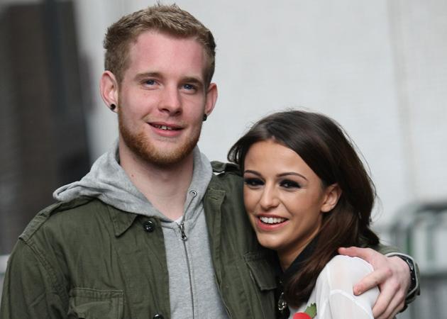 Cher Lloyd and Craig Monk