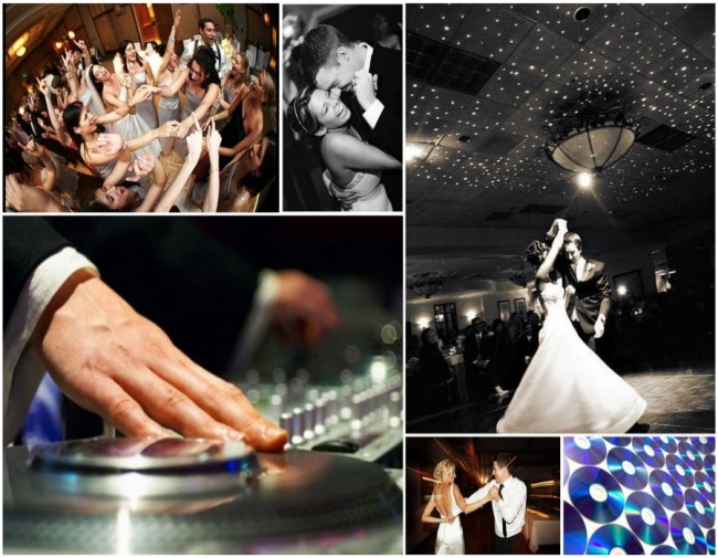 Choosing a wedding DJ