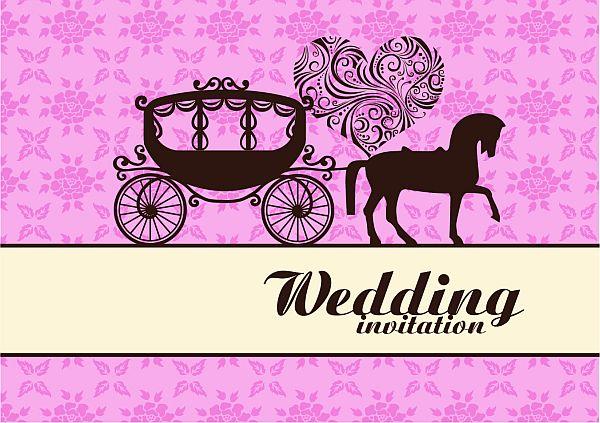 Cinderella Themed Bridal Shower Invitations as luxury invitation template