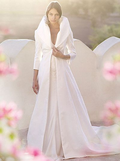 Winter Wedding Dresses Brides 105