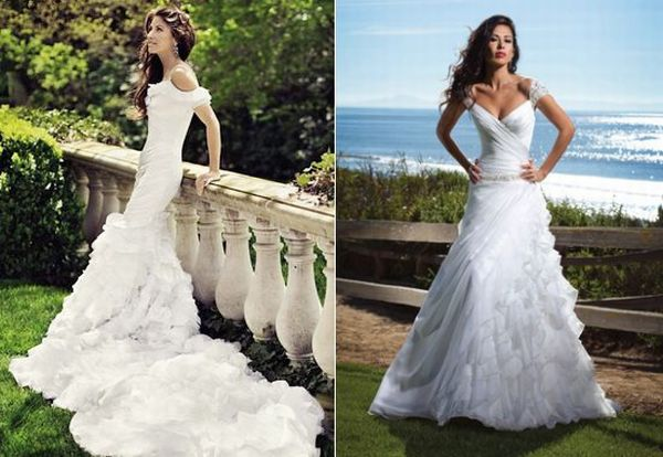 Dylan Lauren's Wedding Dress