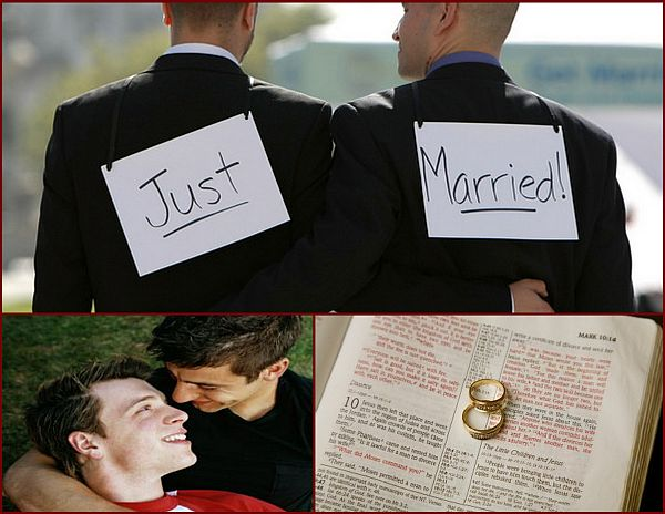 Wedding Gift Ideas For Male Gay Couple : Ideas for Gay wedding vows!Wedding Clan