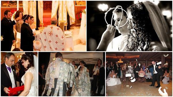 Greek weddings traditions