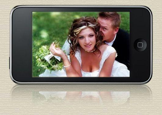 iPod Wedding