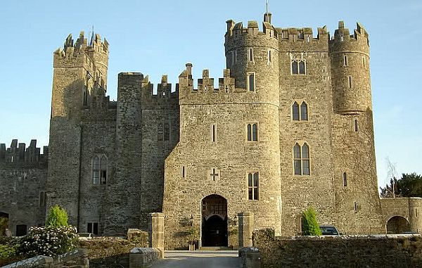 Magnificent Castles For Royal Weddings In Ireland