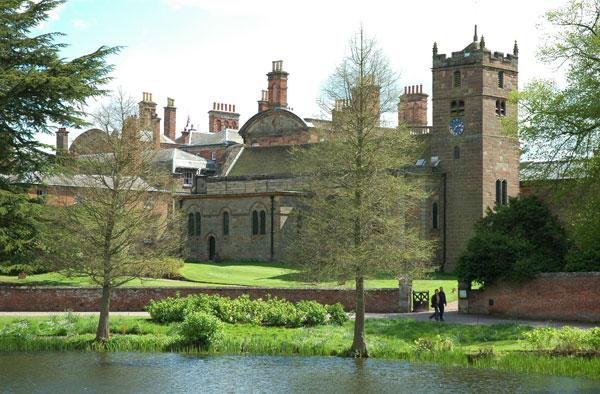 Lady Elizabeth's house