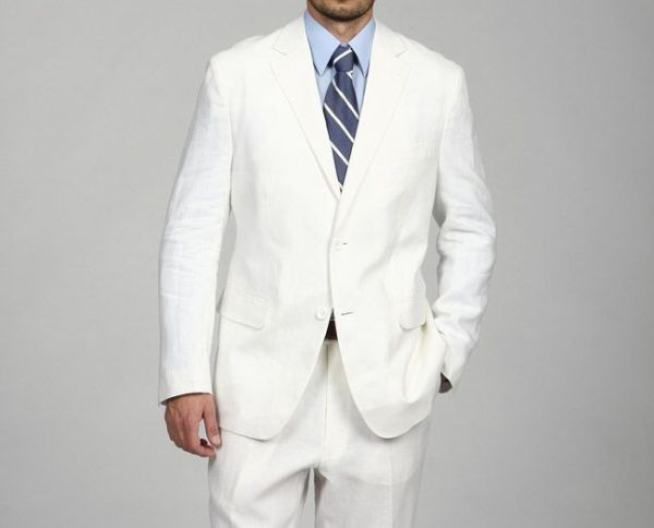 White Suits For Men 121