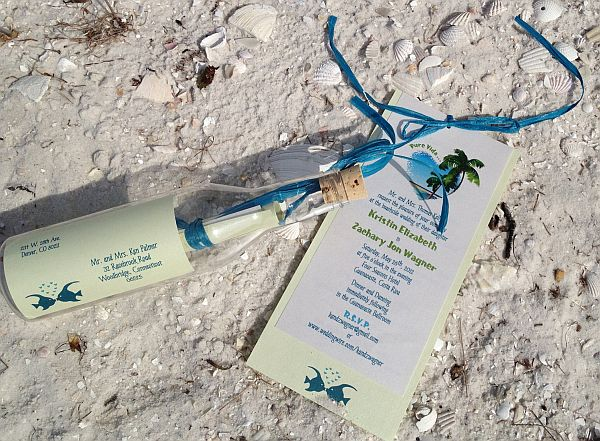 wedding invitation ideas that will save an envelope for you wedding