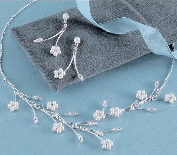 Precious Vine Jewelry Set