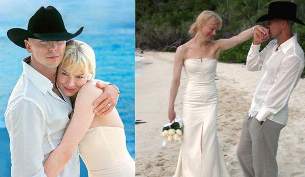 Celebrity weddings tha... Renee Zellweger Marriage