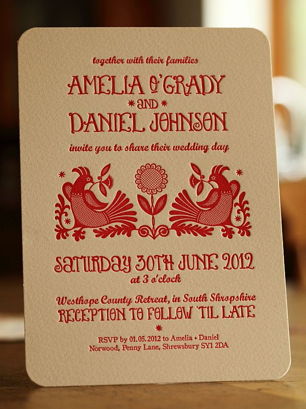 Best Rustic Wedding Invitations Designs For You