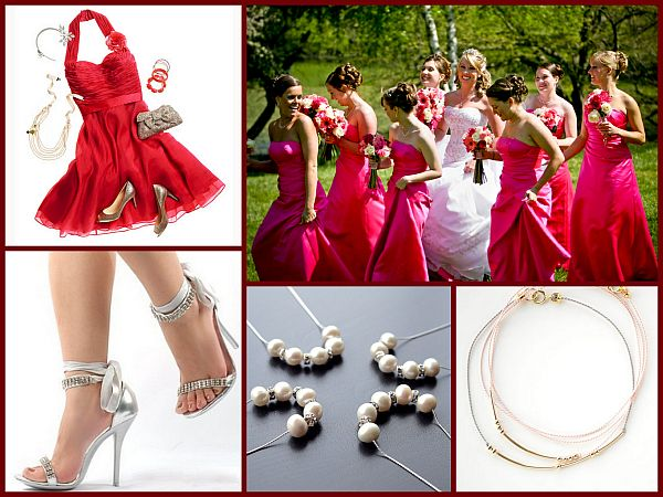Style tips for bridesmaids