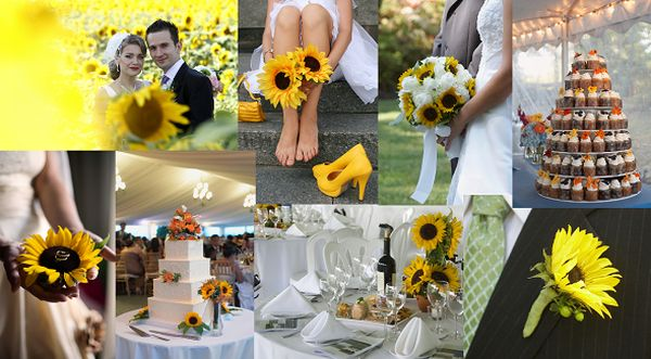 Sunflower wedding theme to brighten up your wedding – Wedding Clan