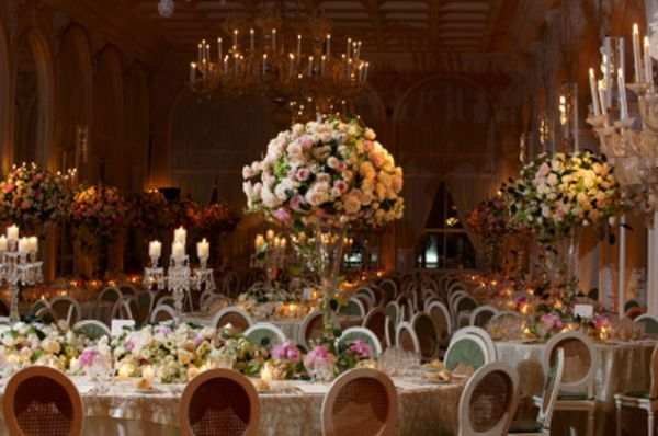 Tips to decorate a wedding hall