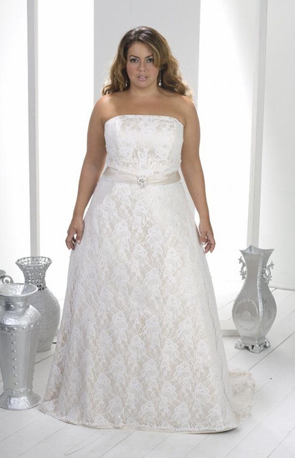 свадебные платья для полных, свадебные платья для полных девушек, фото свадебные платья для полных