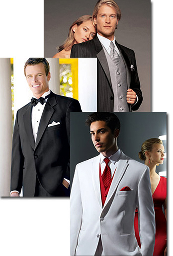 Renting a tuxedo
