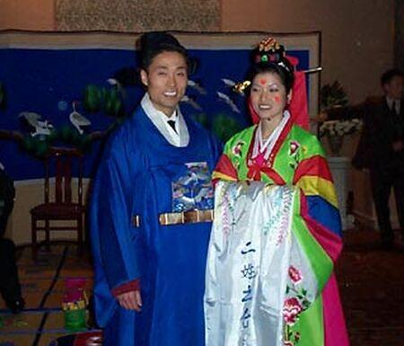 Korean American Wedding Traditions Korean American Wedding