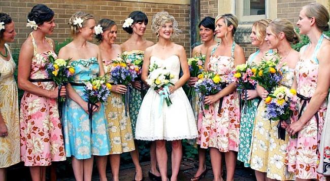 Wedding color symbolism