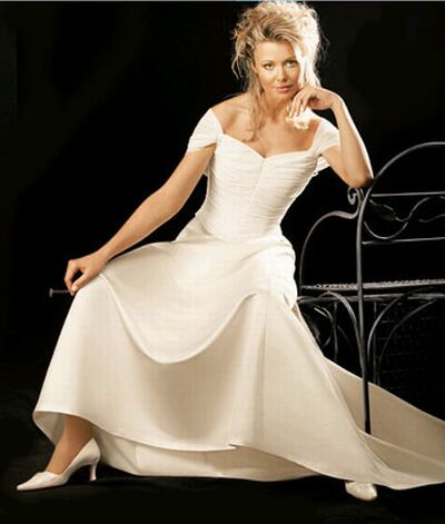 wedding couture bridal gown