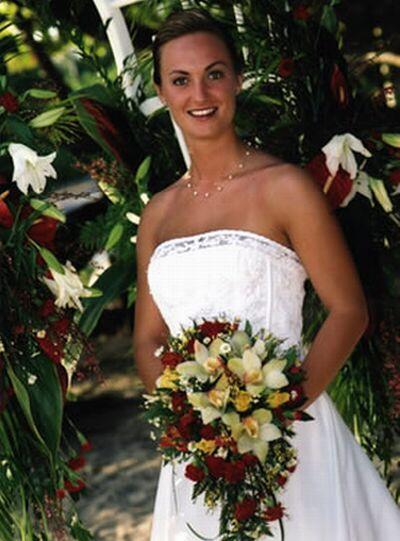 weddings bridal gown bridal flowers