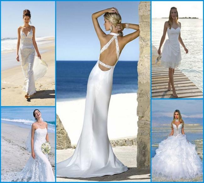 Tips To Choose A Perfect Beach Wedding Dress