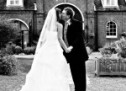 Tips for planning a black and white themed classic wedding