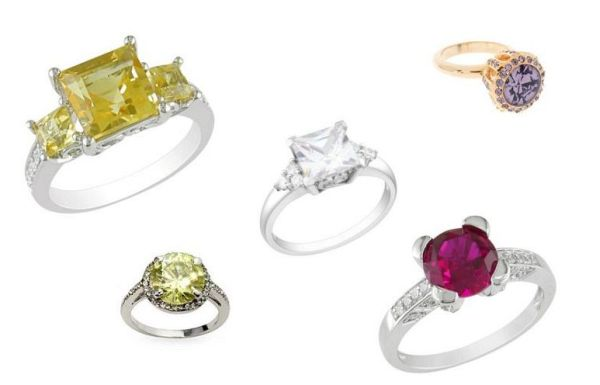 Cheap engagement rings that do not promise on style Wedding Clan