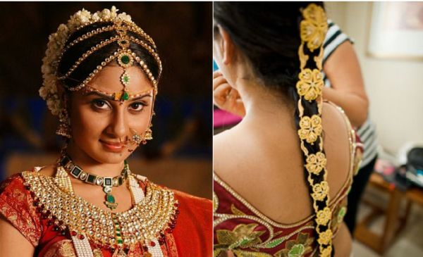 south indian wedding hair style indian wedding hairstyles for that bridal look 4715