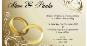 Tips to address wedding invitations to military personnel