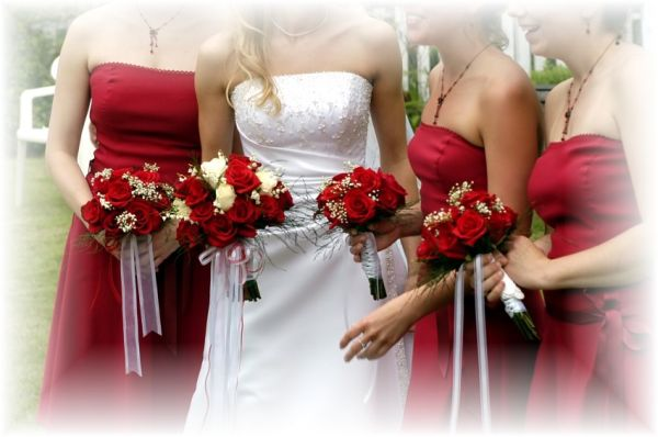 red maids