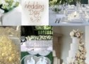 How to make a white wedding look vibrant