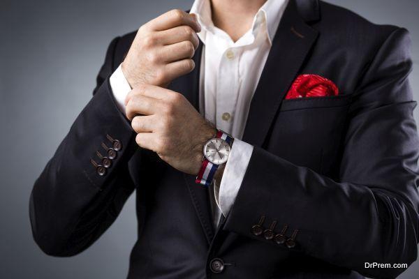suit of groom