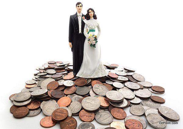 wedding expenses