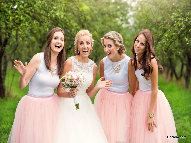 choosing Maid of Honor