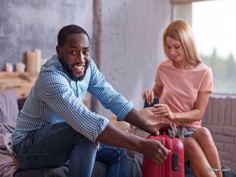 Pack Honeymoon Luggage
