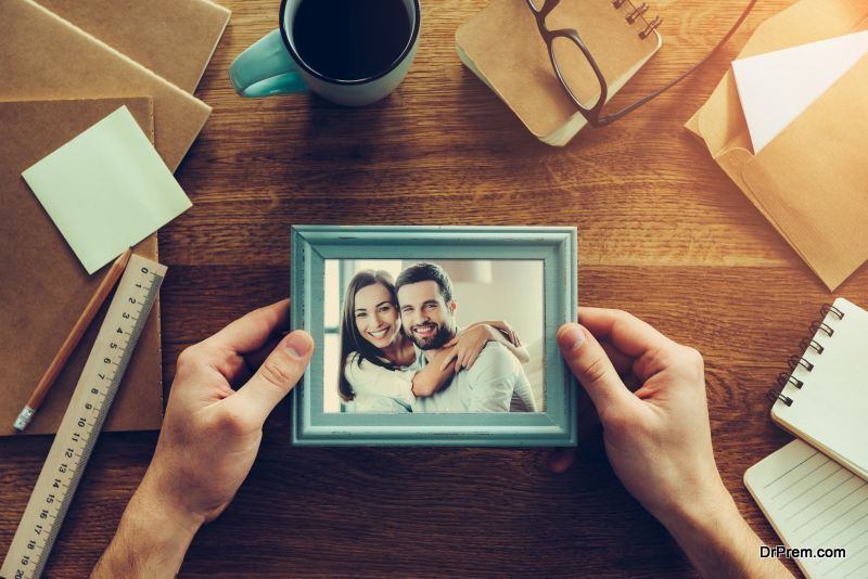DIY-photo-framed