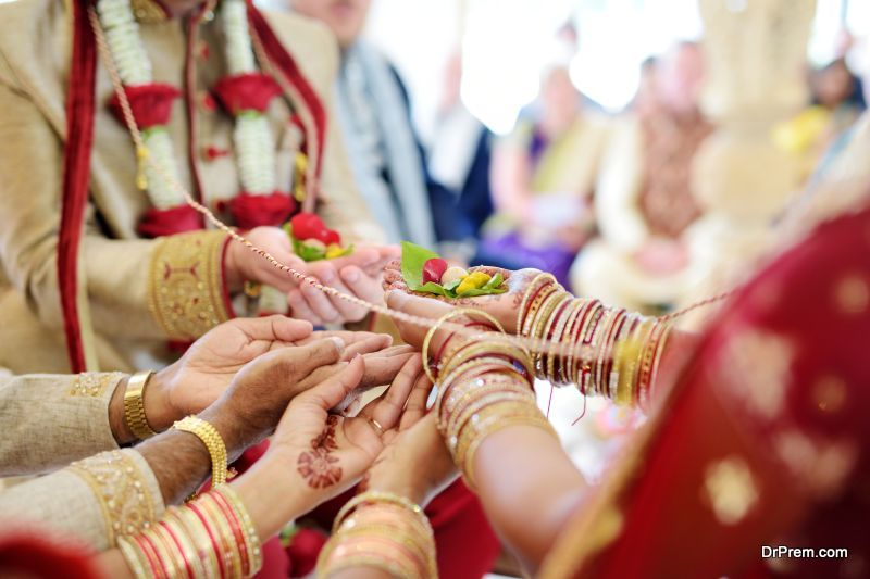 Wedding Traditions in Bengali's