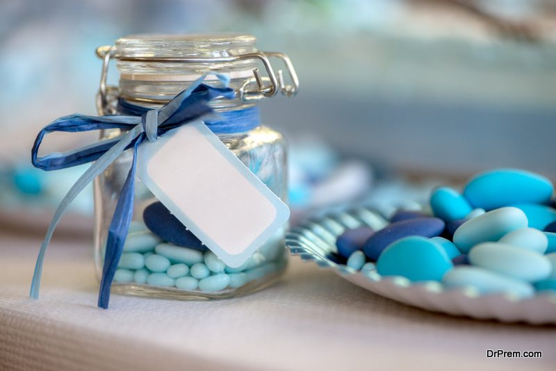 ecofriendly wedding favors
