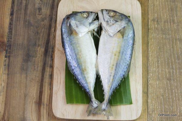 Tuna-bites