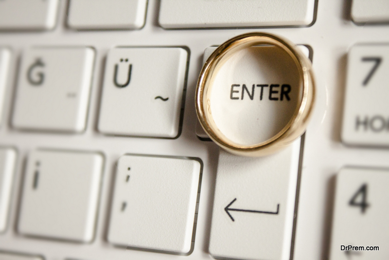Have a virtual wedding