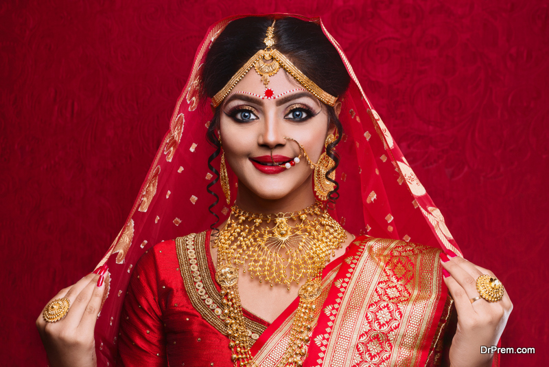 Red-is-traditionally-the-most-popular-color-for-Indian-weddings