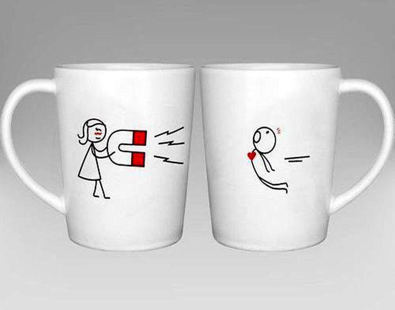 Couple Coffee Cups