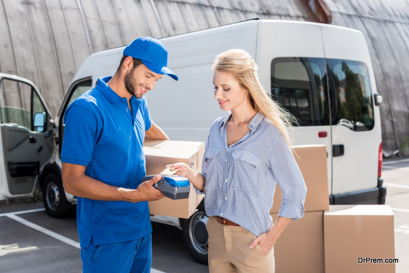 Finding Delivery Work Near You