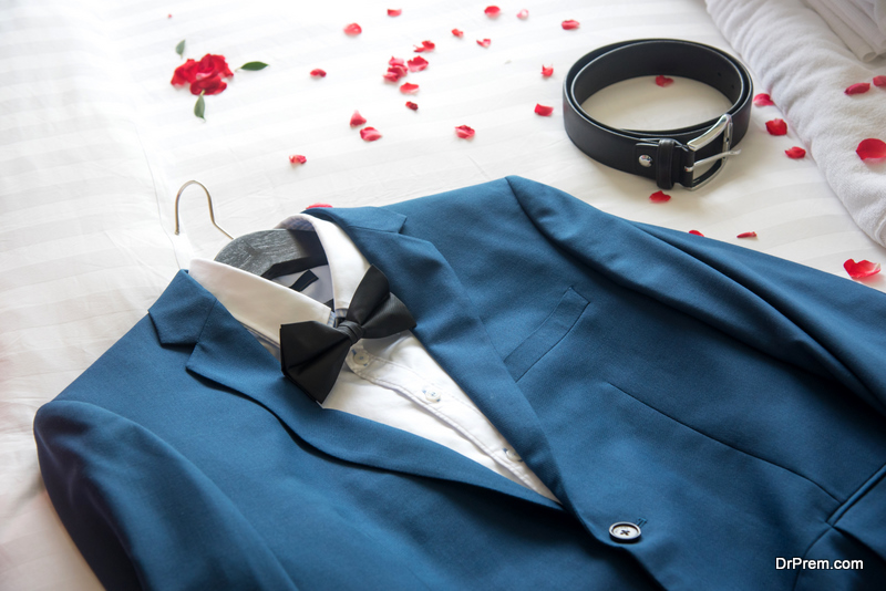 Accessorize Your Groom's Outfit