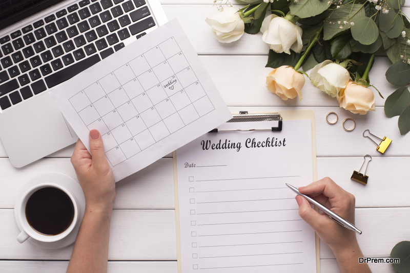 How to Plan a Wedding Pandemic Edition